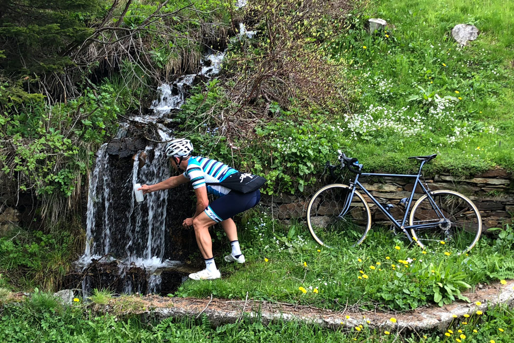 cycling tours in dolomites